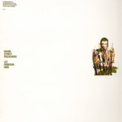 Manic Street Preachers - Let Robeson Sing 12 inch vinyl record in picture sleeve.