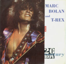 T.Rex - 20th Century Boy, 7 inch vinyl single in Picture Sleeve.