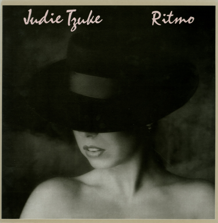 Judie Tzuke - Ritmo vinyl lp record in picture sleeve.