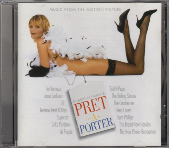 Pret a porter ost original soundtrack cd album ebay for Pret a porter uk