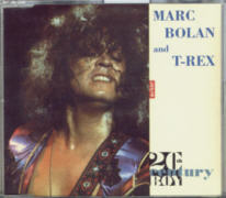 MARC BOLAN AND T.REX - 20th Century Boy CD single