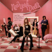 NEW YORK DOLLS - One Day It Will Please Us To Remember Even This, CD album promo.