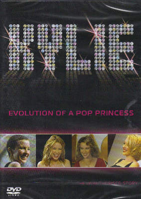 Kylie Minogue - Evolution of a Pop Princess DVD