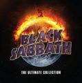 Black Sabbath Ultimate Collection remastered vinyl LP artwork.