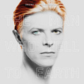 David Bowie The Man Who Fell To Earth Soundtrack remastered vinyl LP artwork.