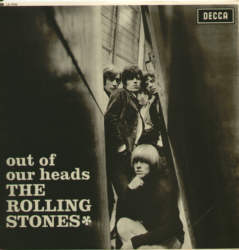 The Rolling Stones - Out Of Our Heads Vinyl LP Sleeve.