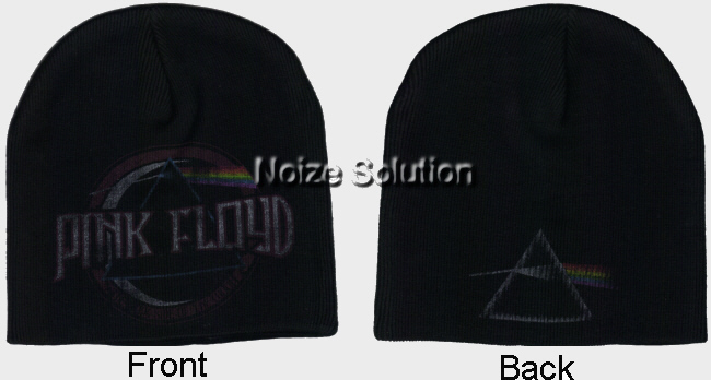 Pink Floyd - Dark Side Of The Moon, Officially Licensed Beanie Ski Hat.