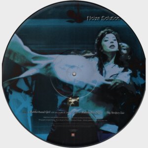 Kate Bush - Rubberband Girl, 12 inch vinyl Picture Disc single side 2.