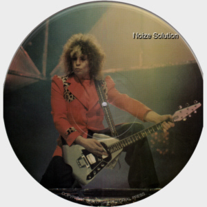 Marc Bolan And T Rex Picture Disc Collectors Store And