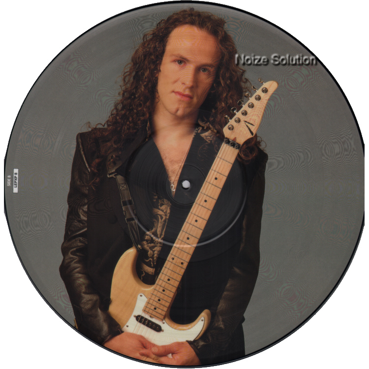 Def Leppard (Vivian Campbell)- Have You Ever Needed Someone So Bad vinyl 12 inch Picture Disc Record Side 2.
