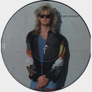 DEF LEPPARD - Heaven Is, 12 inch vinyl Picture Disc Record side 2.