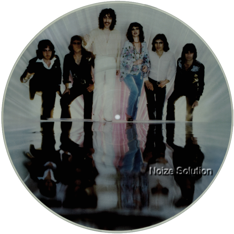 Gordon Giltrap - Fear of the Dark, 12 inch vinyl Picture Disc record Side 2.