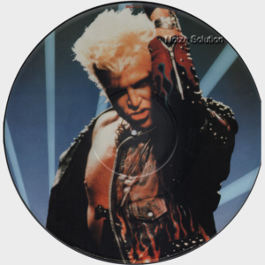 Billy Idol - Prodigal Blues vinyl 12 inch Picture Disc Record Side 1.