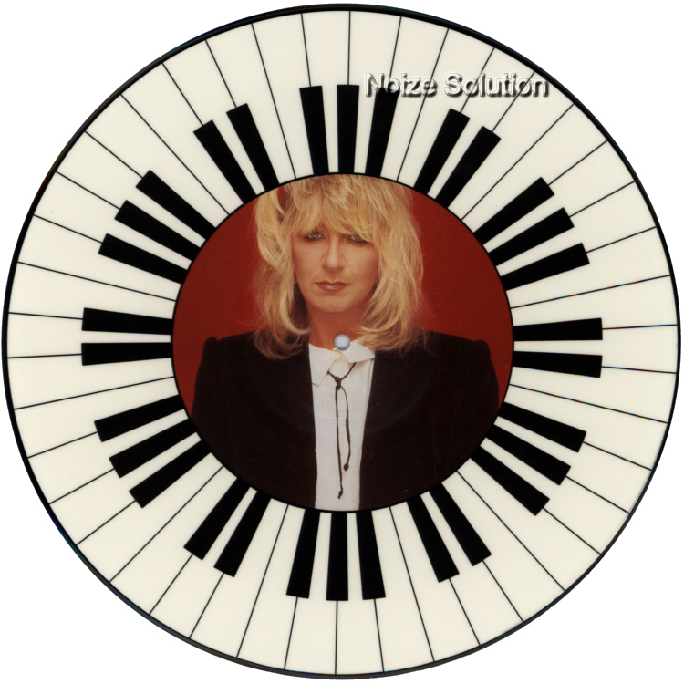 Christine McVie of Fleetwood Mac - Got A Hold On Me, 12 inch vinyl single side 1.
