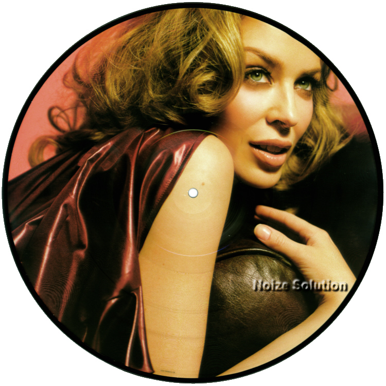 Kylie Minogue - Chocolate Picture Disc Side 1