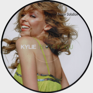 Kylie Minogue - I Believe In You 12 inch Picture Disc Side 1.