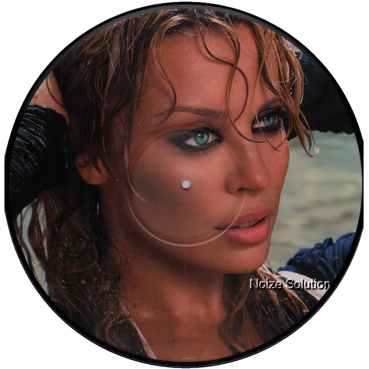 Kylie Minogue - Red Blooded Woman 12 inch Picture Disc Side 1