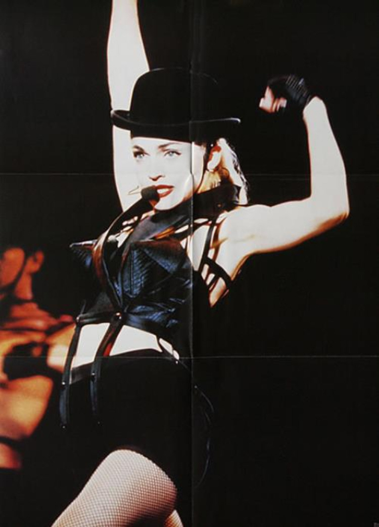 Madonna - Hanky Panky 12 inch Poster.
