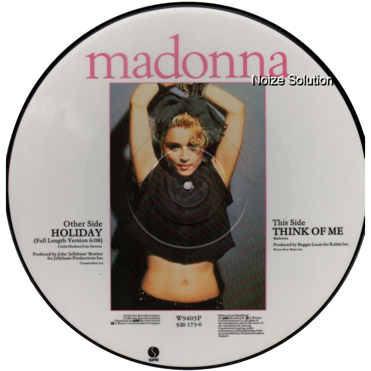 The Picture Disc Gallery 187 Blog Archive 187 Madonna