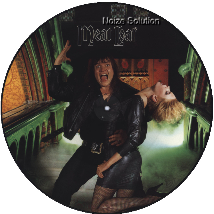 Meat Loaf - If You Really Want To  Picture Disc Side 1