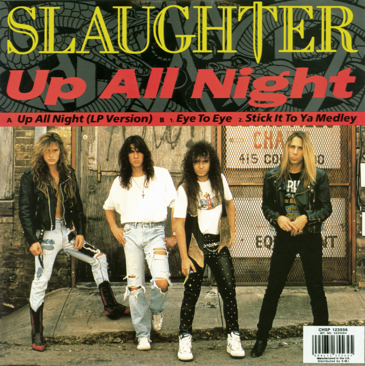The Picture Disc Gallery 187 Blog Archive 187 Slaughter Up