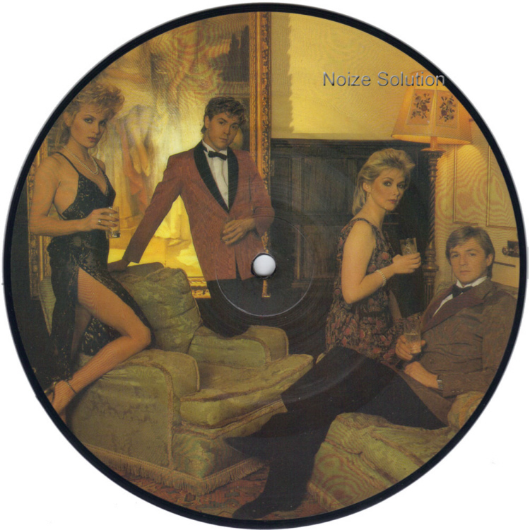 Bucks Fizz - If You Can't Stand The Heat - Vinyl Picture Disc Record side 1