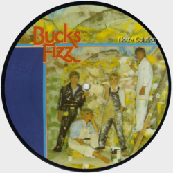 Bucks Fizz - When We Were Young - Vinyl Picture Disc Record side 1