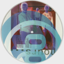 David Bowie - Survive, 7 inch vinyl Picture Disc Record side 2.