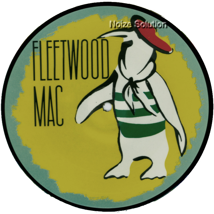 Fleetwood Mac Oh Diane 7 inch vinyl Picture Disc Record Side 1 FleetwoodMac.