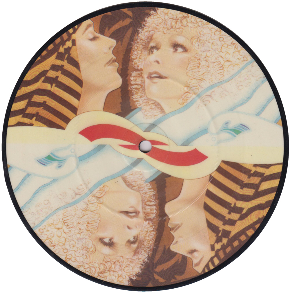 Liner - You And Me 7 inch vinyl Picture Disc Record Side 1 LinerLiner.
