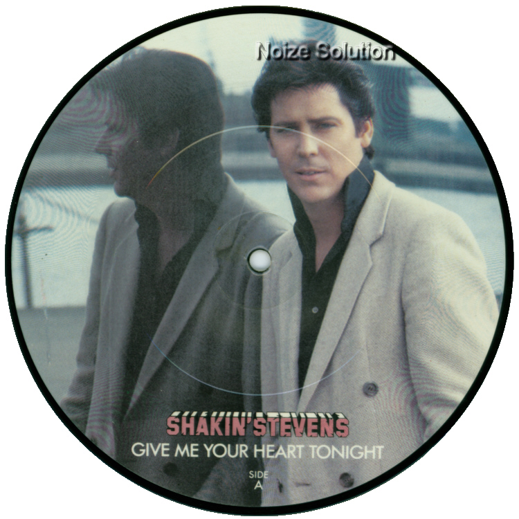 The Picture Disc Gallery 187 Search Results 187 Shakinstevens