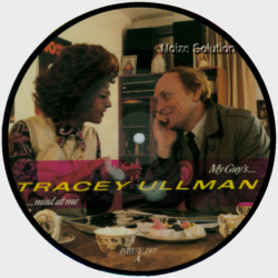 Tracey Ullman - My Guy's Mad At Me - Vinyl Picture Disc Record side 1