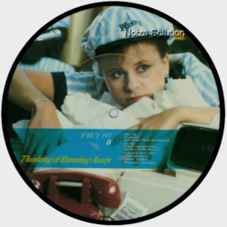 Tracey Ullman - My Guy's Mad At Me - Vinyl Picture Disc Record side 2