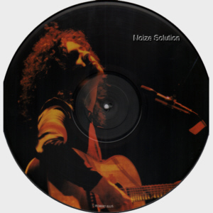 MARC BOLAN AND T.REX - In Concert, vinyl LP Picture Disc record side 1.