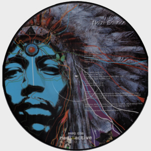 Jimi Hendrix - Axis Out-Takes, vinyl LP picture disc record side 2.