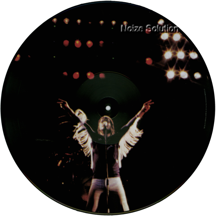 Ozzy Osbourne - Blizzard Of Ozz vinyl LP Picture Disc Record Side 2 OzzyOsbourne.